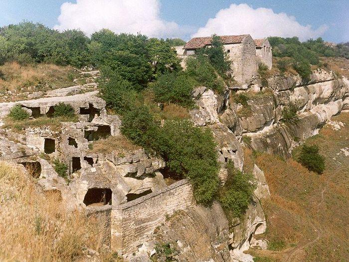 Бахчисарай пещерный город Чифут-Кале, цены
