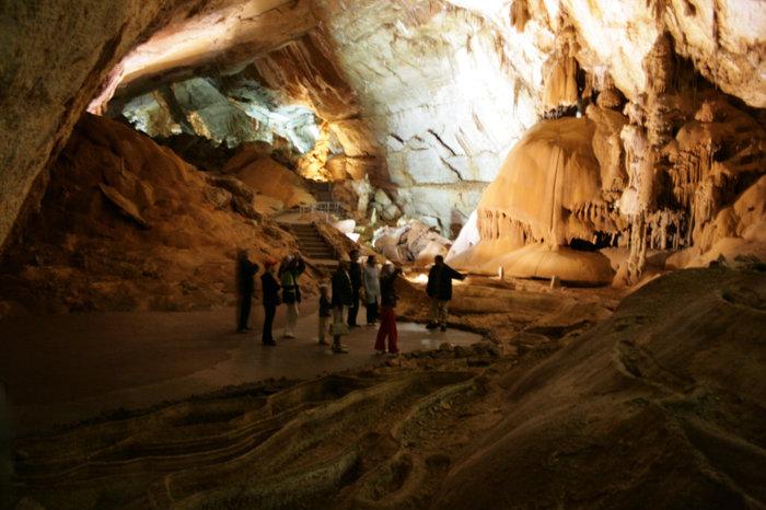 Мраморная пещера Крым, цены и расписание