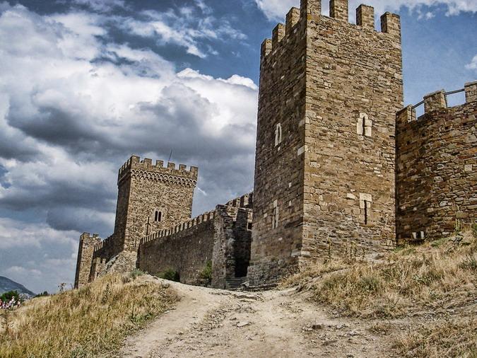 Генуэзская крепость в Судаке, цены