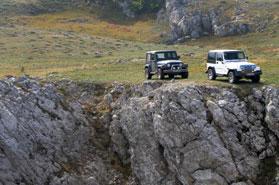 экскурсии на джипах в горы, Крым, Алушта, цены