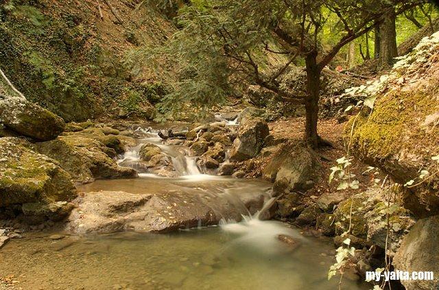водопад Джур-Джур, ущелье Хап-Халл