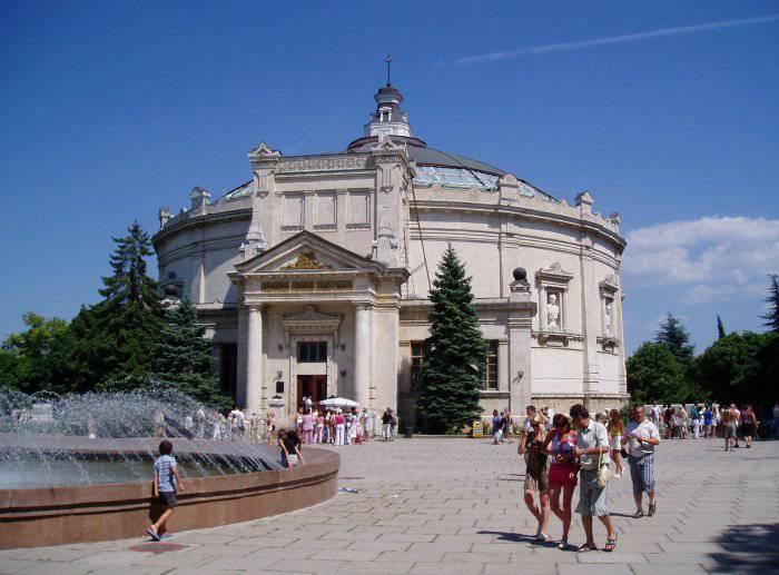 Панорама в Севастополе цены расписание