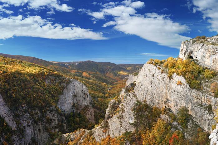 Большой каньон Крыма цены
