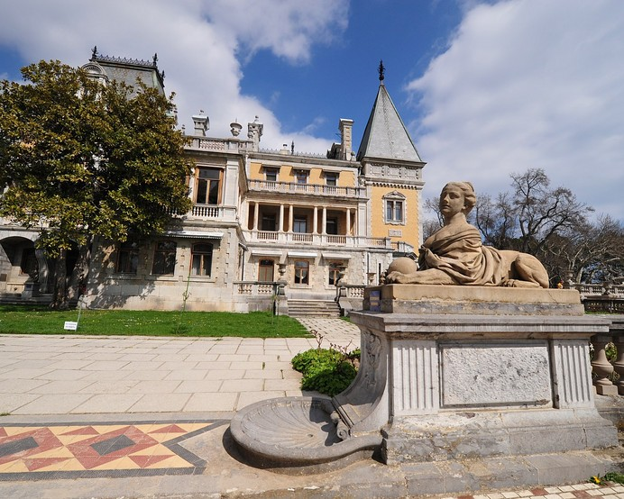 Массандровский дворец цены и расписание
