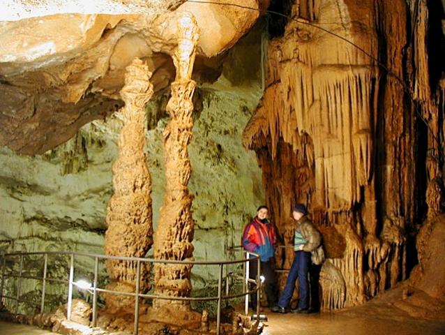мраморные пещеры фото крым